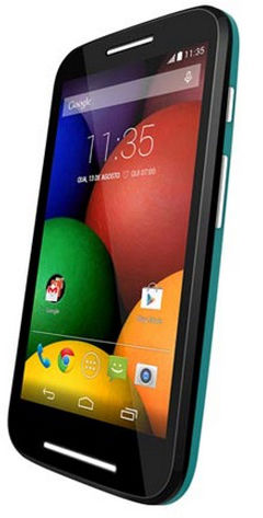 Motorola Moto E Launched