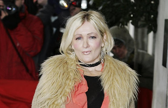 Caroline Aherne, who has revealed she has lung cancer