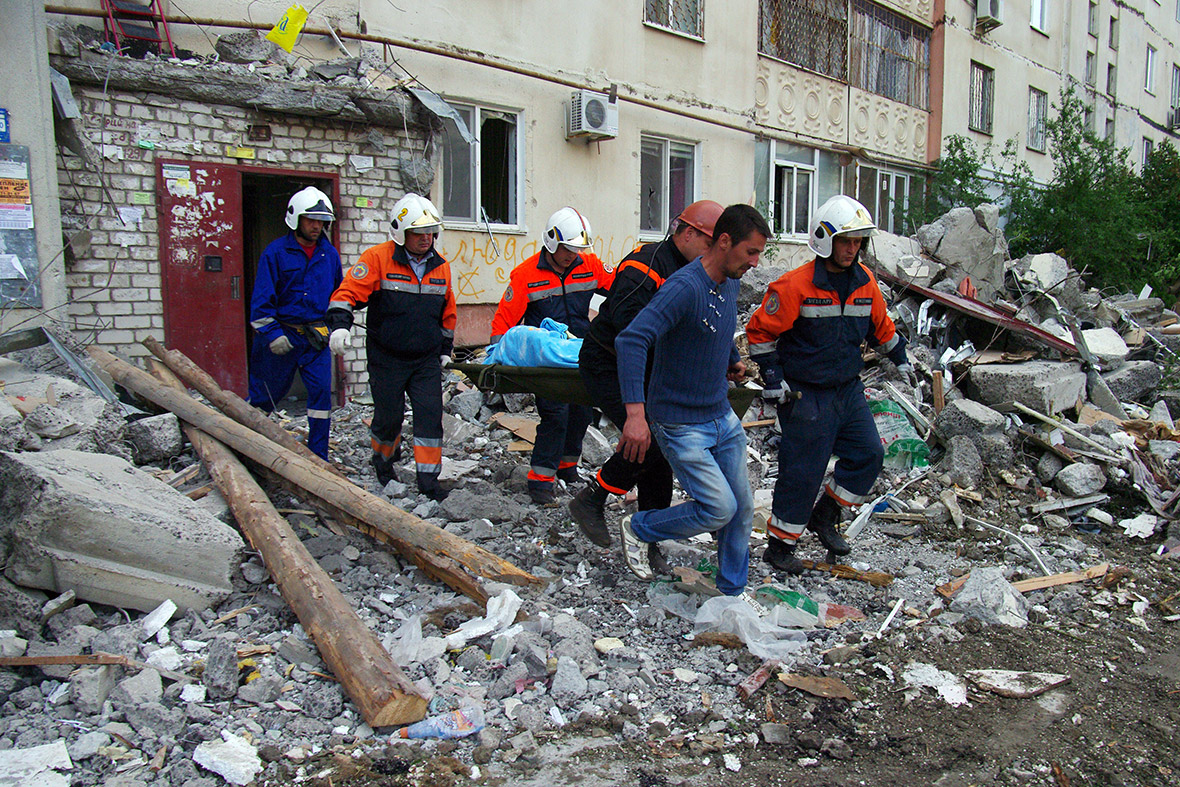 ukraine blast