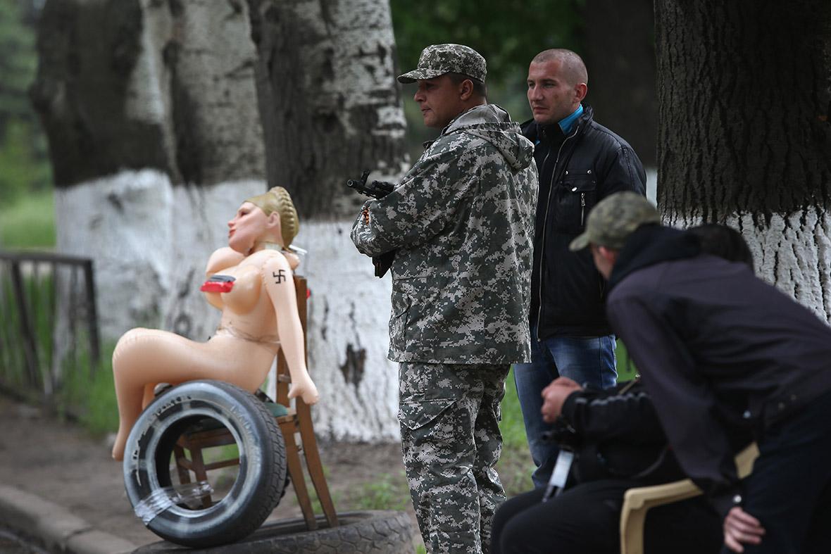 ukraine blow up