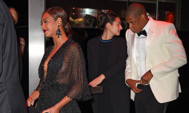 Solange Knowles Attacks Jay Z in an Elevator