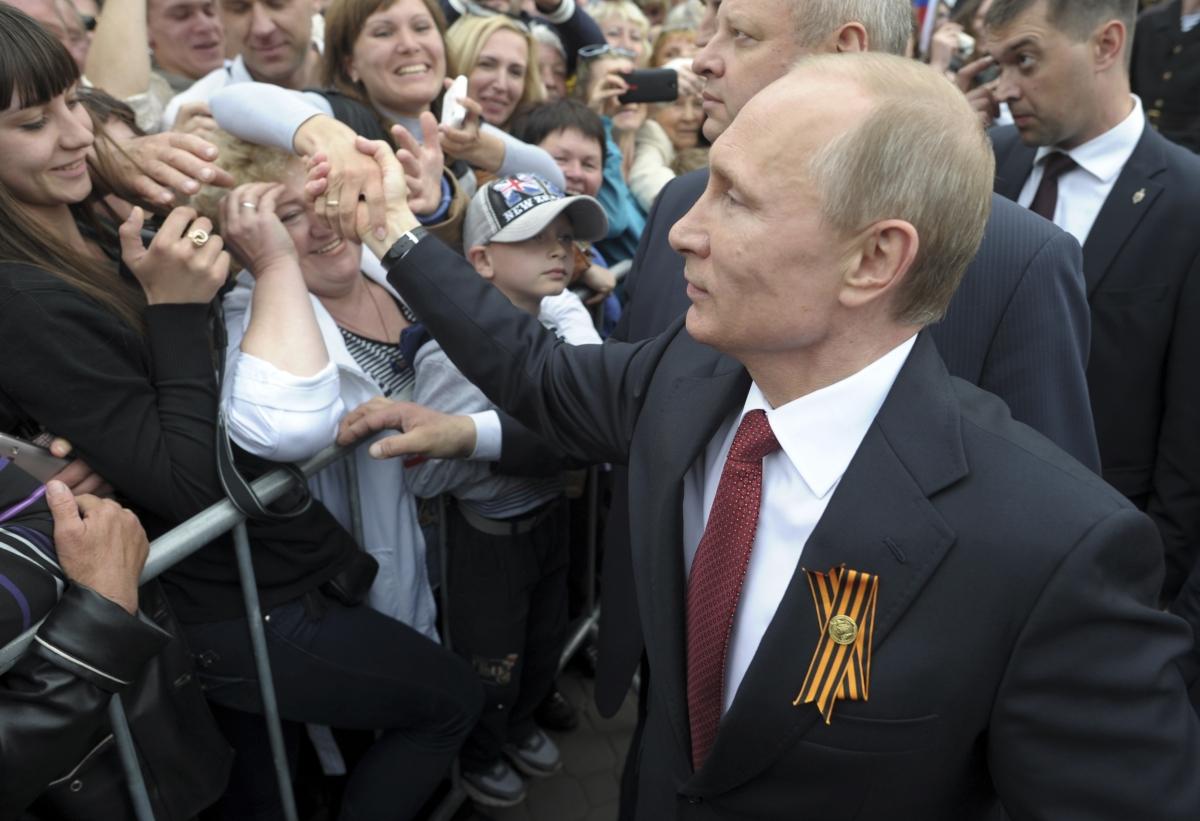 Russia Ukraine State TV