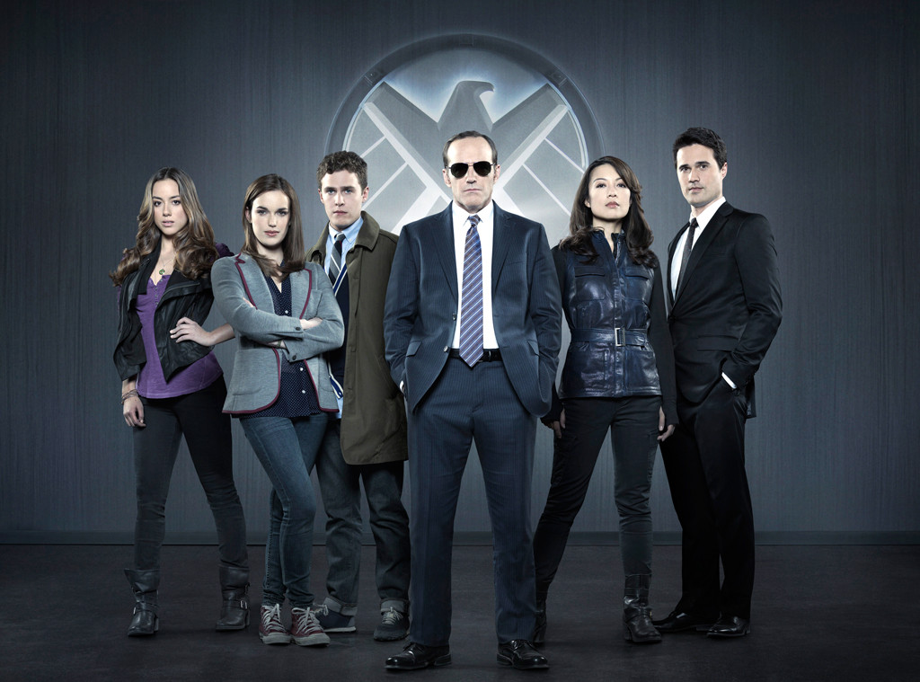 Marvel's Agents of Shield finale airs on May 13