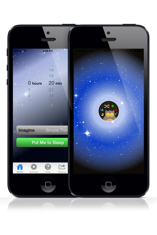 mySleepButton app