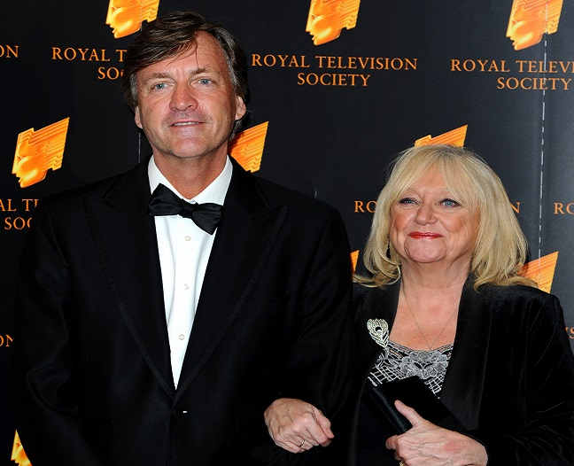 Happily married Richard and Judy have been criticised for revealing their death pact together