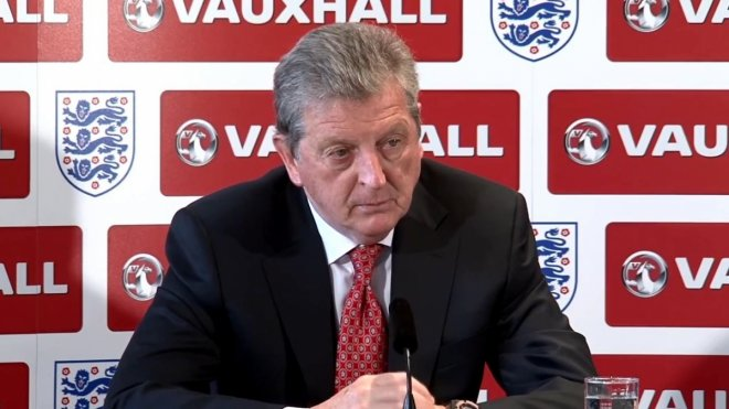 Roy Hodgson: England Can Win the World Cup