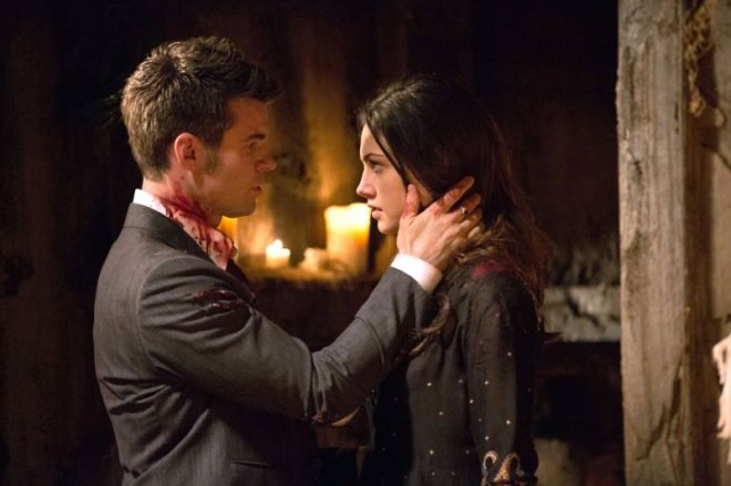 The Originals Season 1 Finale Preview: Can Klaus save Hayley's Daughter