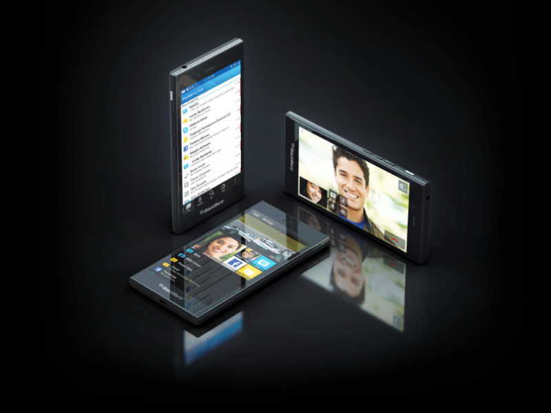 BlackBerry Launches Budget Smartphone in Indonesia