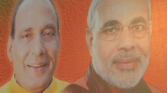 India's Main Opposition Confident of Winning