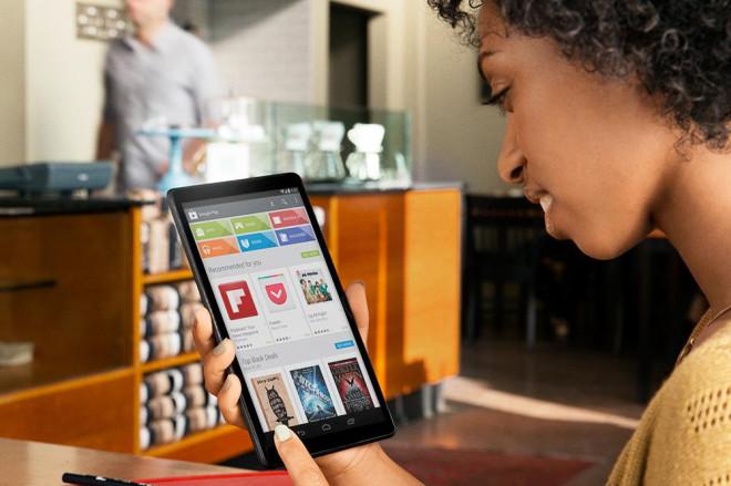 Google Nexus 8 Appears in Google Video