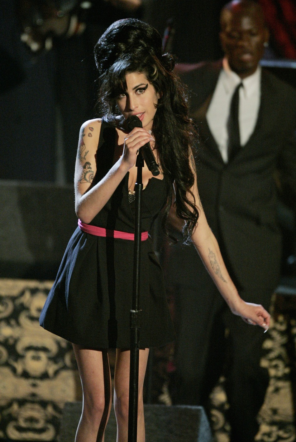 Amy Winehouse MTV Movie Awards