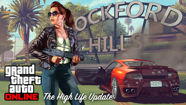 GTA 5 Online 1 13 High Life Update: All Five New Apartment
