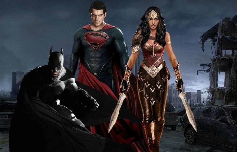Fan-made Batman vs Superman poster