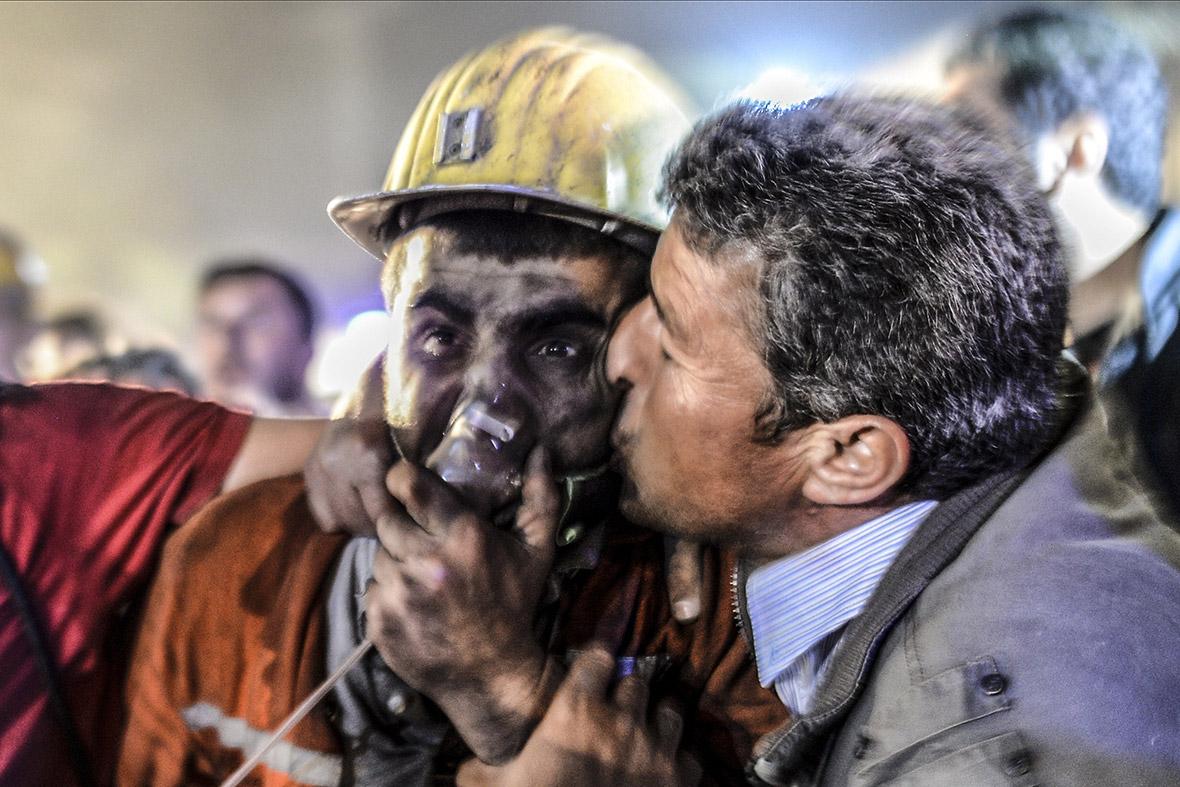 miner kiss