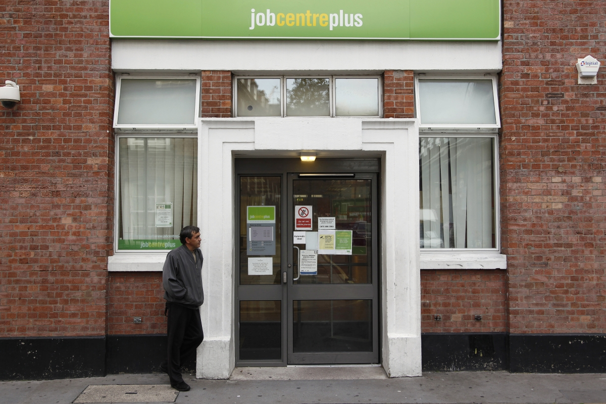 UK job centre