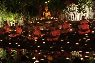 buddha monks