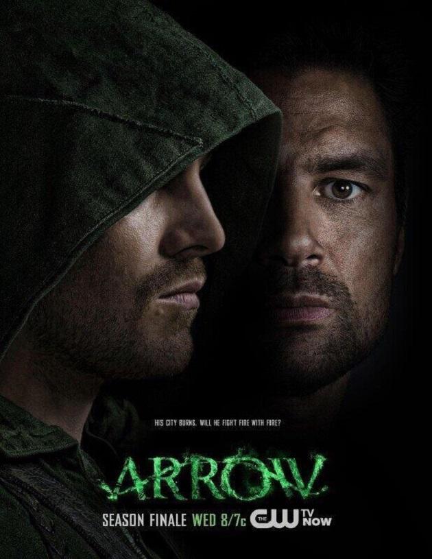 Arrow season 2 finale