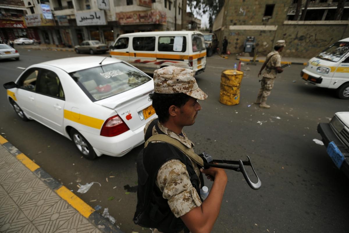 Yemen CIA Drones
