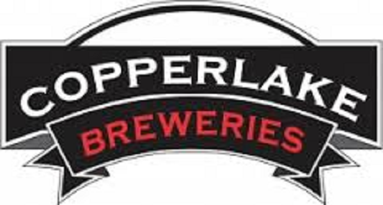 Copperlake Breweries - ale in a good cause