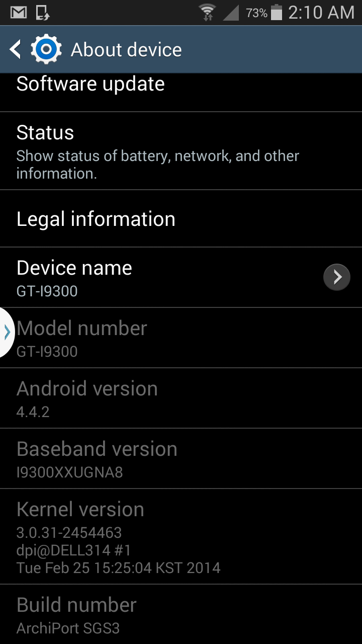Samsung Confirms No KitKat for Galaxy S3, Community Developers Disprove It