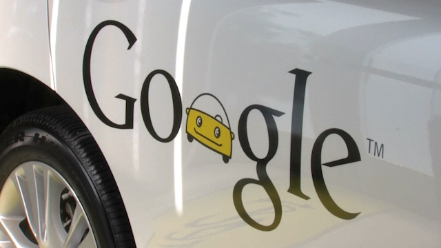 Google's Driverless Cars Take to the Streets