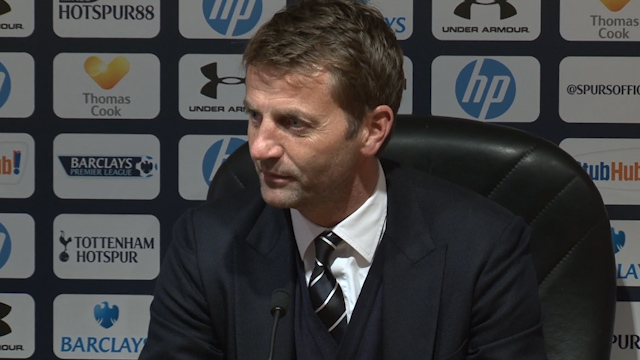 Tim Sherwood's Last Press Conference at Spurs