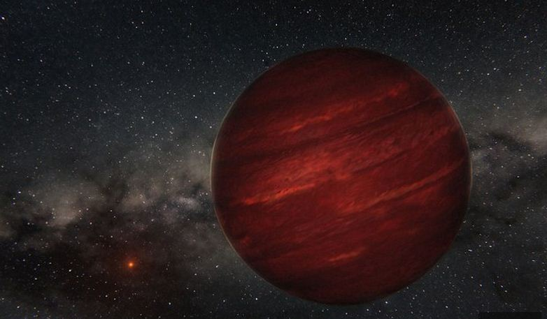 New Planet That Takes 80,000 Years to Orbit its Star Found