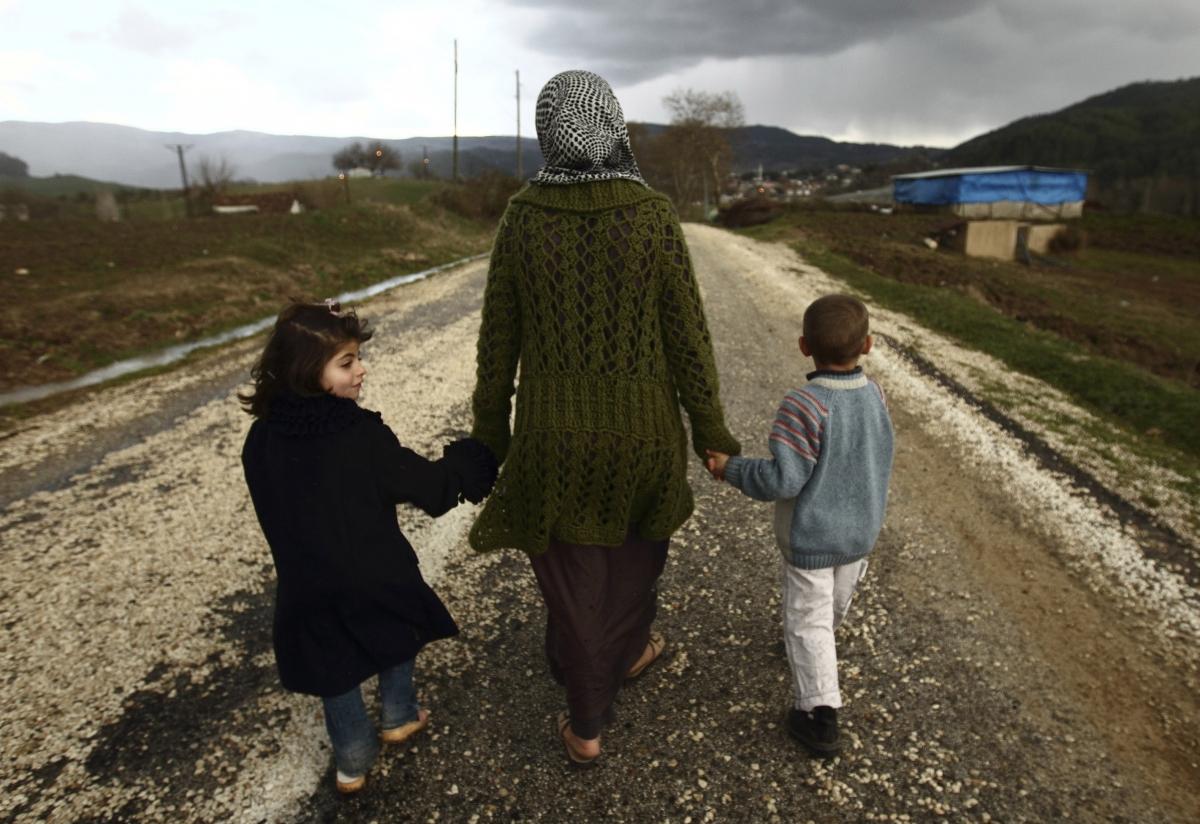 UN Refugee 2013
