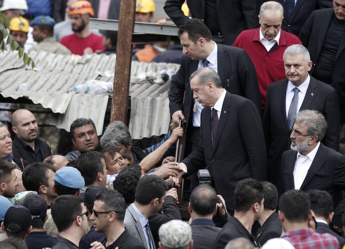 Erdogan Soma Mine