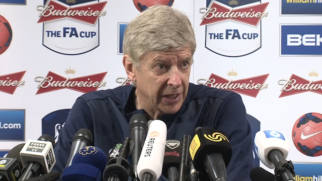 Wenger: The ball is in Sagna's Camp