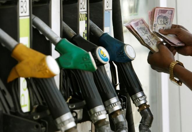 Petrol Pump Gas Station India