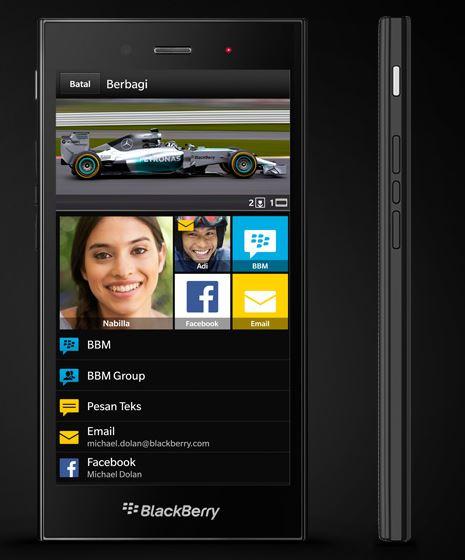 Blackberry Z3 vs moto g vs Moto e