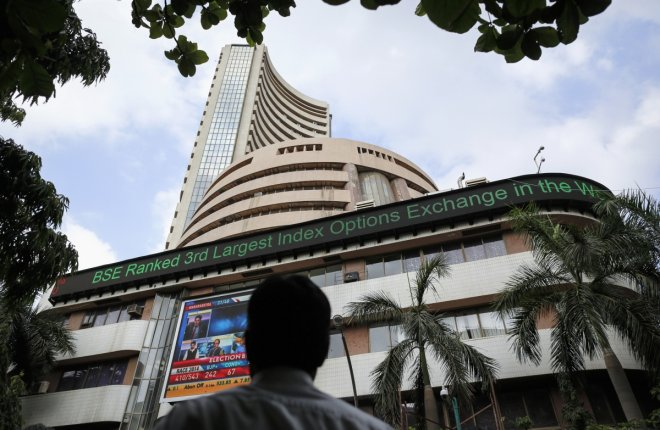 Bombay Stock Exchange Mumbai India