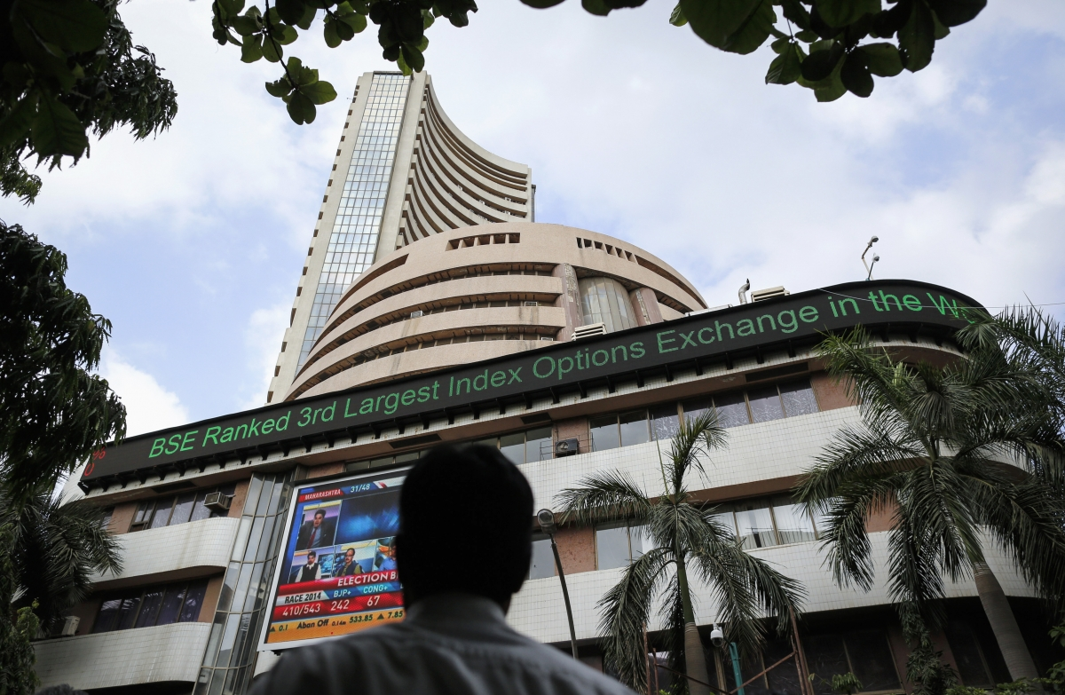 Bombay Stock Exchange Mumbai India