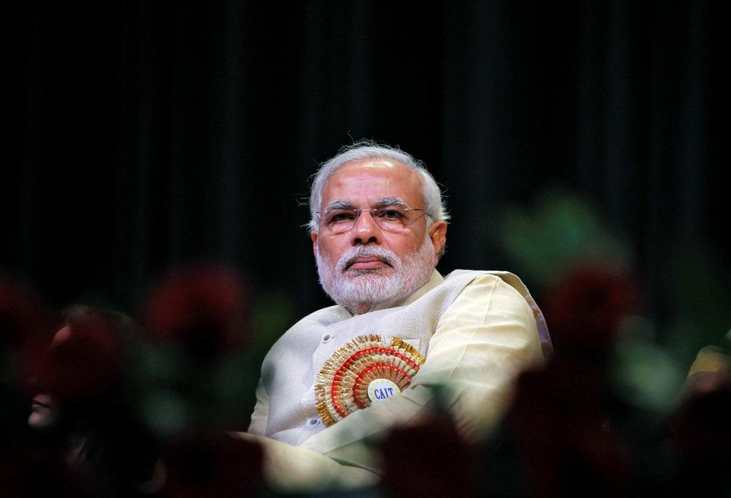 BJP Leader Narendra Modi