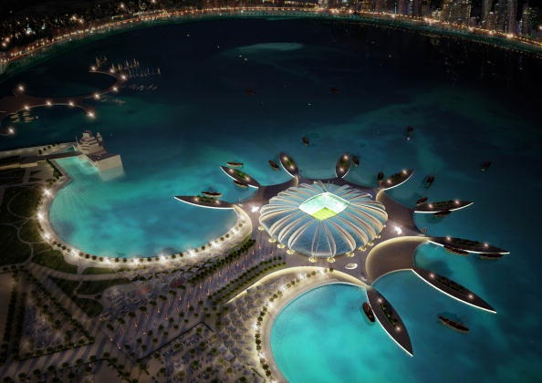 Qatar 2022 World Cup stadium