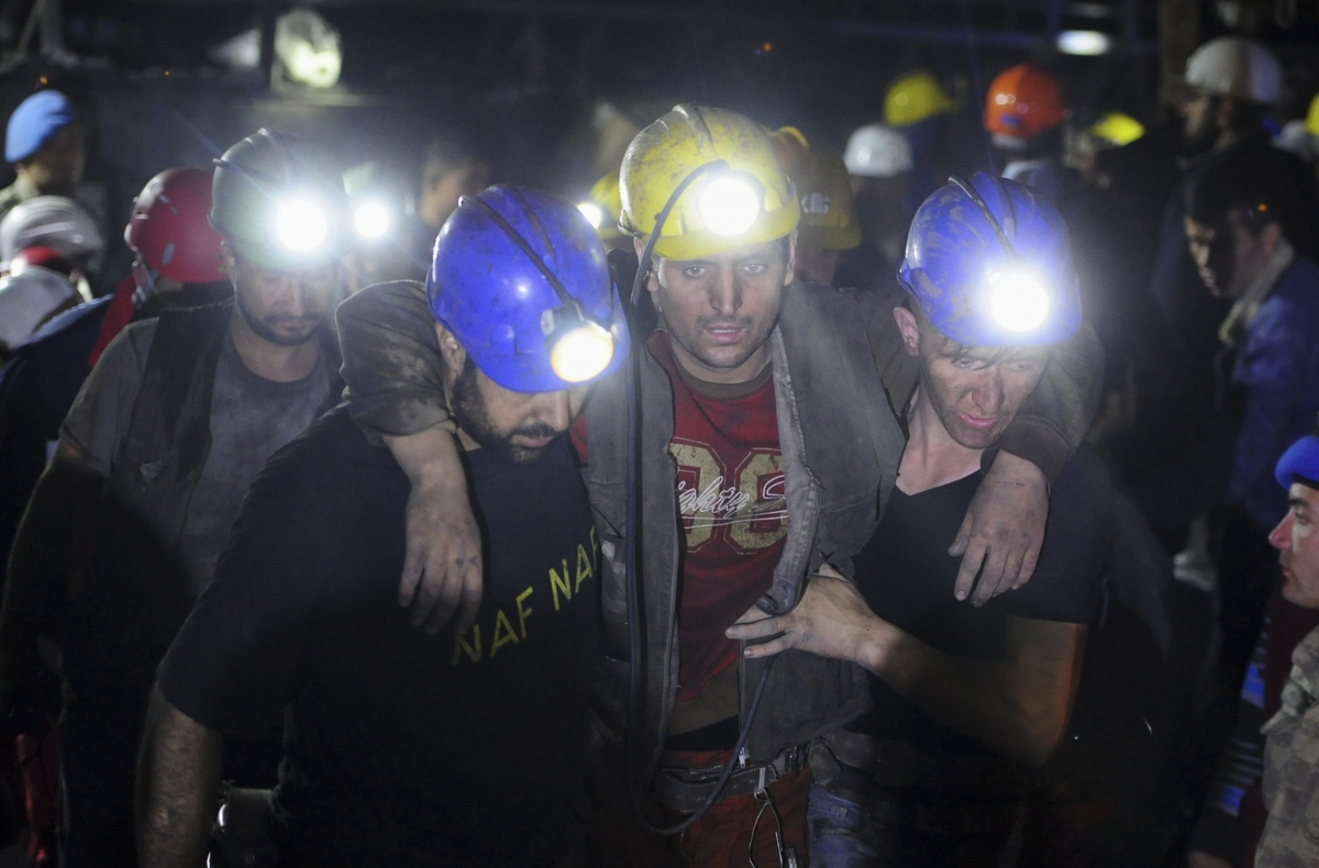 At Least 283 Confirmed Dead In Turkey Mine Disaster