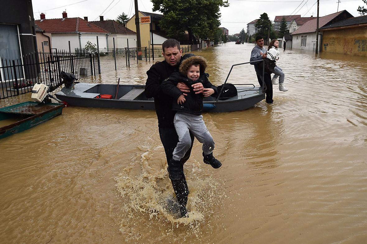 serbia kids