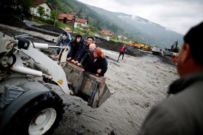 bosnia digger