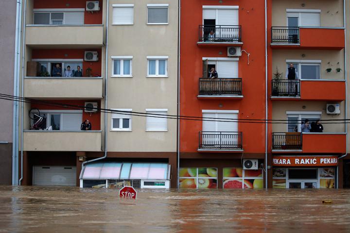 serbia flats