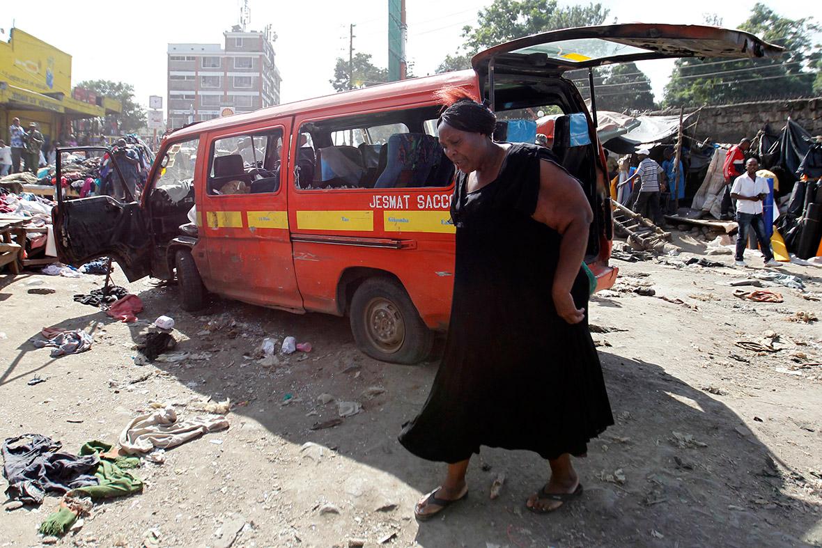 nairobi vehicle