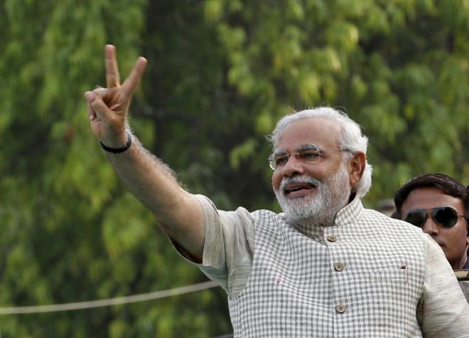 Hindu nationalist Narendra Modi Vadodra