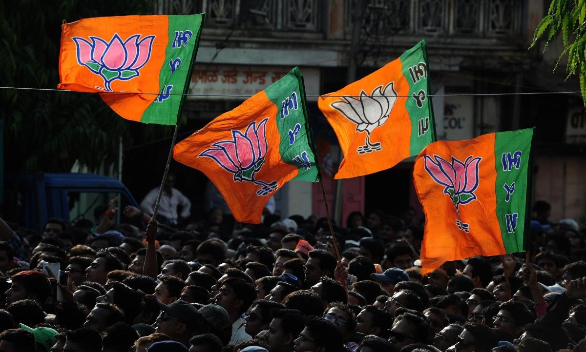BJP  Modi India vote