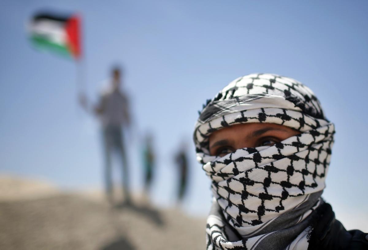 Israel Palestine Nakba Day