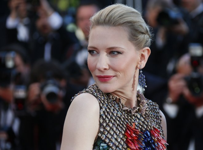 Cate Blanchett at Cannes