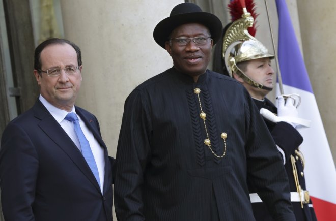 France security summit over Nigeria kidnappings