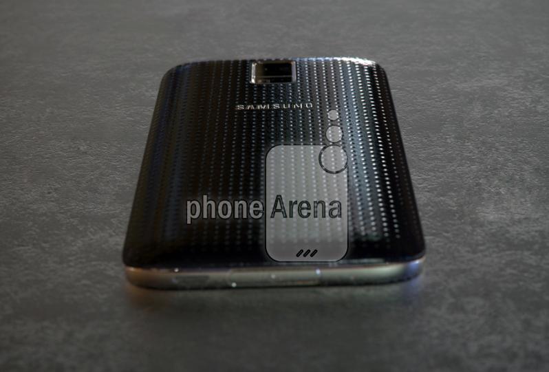 Samsung Galaxy S5 Prime Metal Aluminum