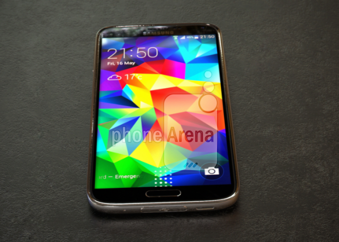 Samsung Galaxy S5 Prime metal aluminum leaked images
