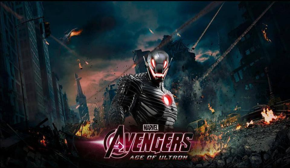 Avengers: Age of Ultron fan made poster
