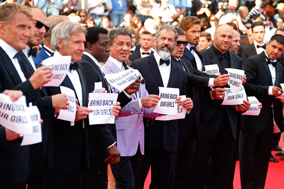 cannes expendables